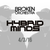 Britský liquid Drum and Bass projekt Hybrid Minds poprvé v Brně!